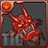악마의 빨간 가면