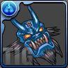 악마의 파란 가면