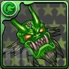 악마의 초록 가면