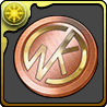 근육맨 이벤트 메달(동)