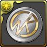 근육맨 이벤트 메달(은)