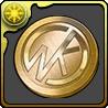근육맨 이벤트 메달(금)