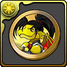 사무라이 쇼다운 메달 (금)