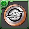 신카리온 메달(동)
