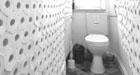 휴지 걱정 없는 화장실